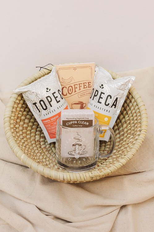 Hot Coffee Basket