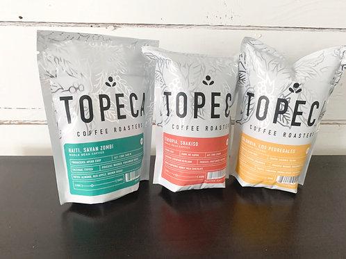 5 oz Topeca Coffee (3 pack)