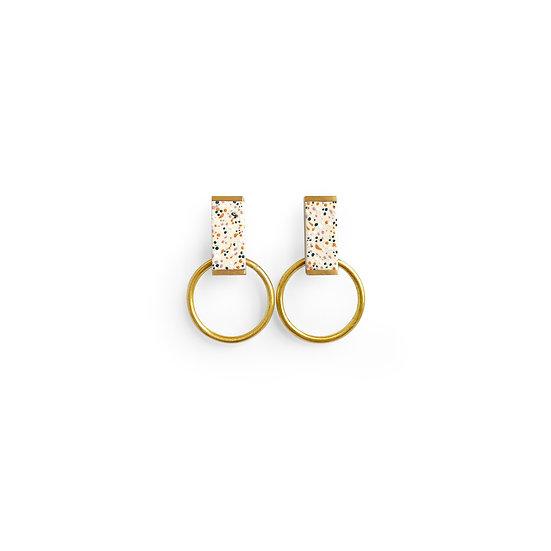 MEAVE Earrings beige