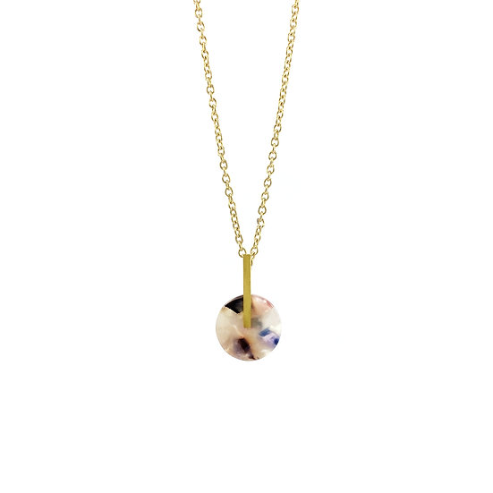 Acetate CAREY Necklace