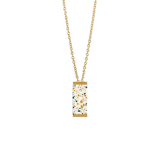MEAVE Necklace beige