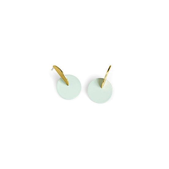 JUNE LIME earrings