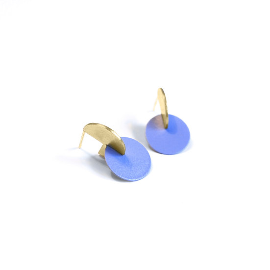 JUNE BLUE earrings