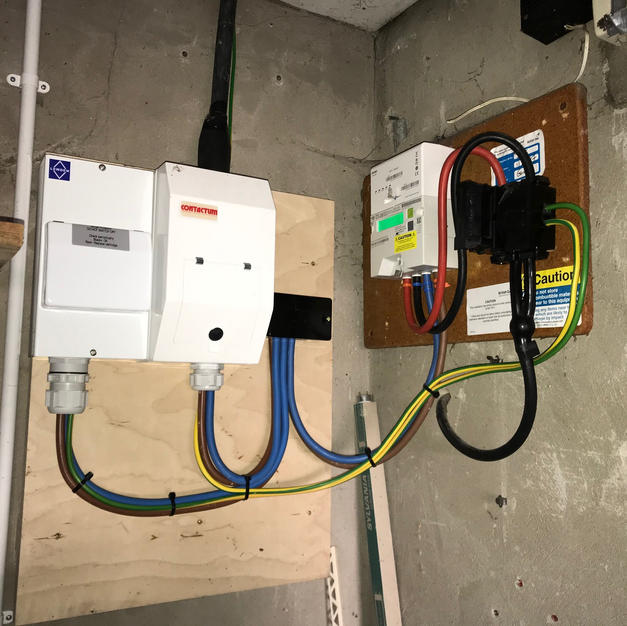 Electrical Submain