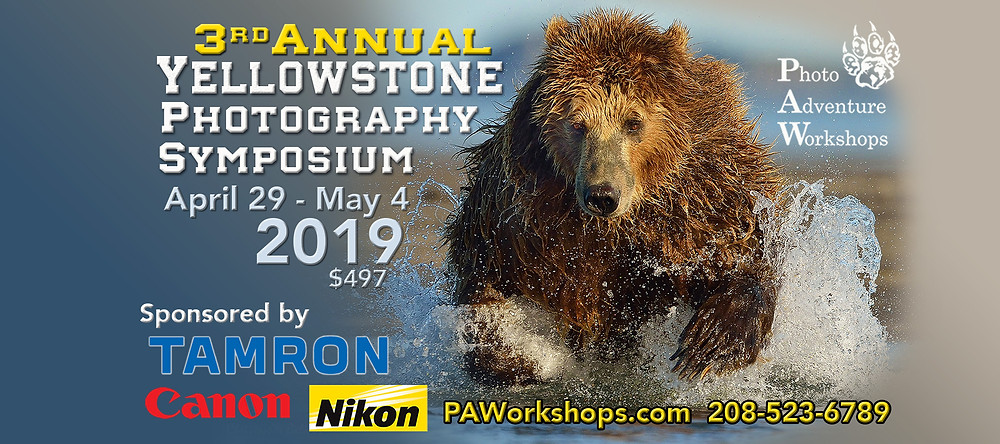 Yellowstone Symposium Advertisement