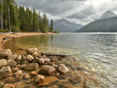 REDFISH LAKE - IDAHO