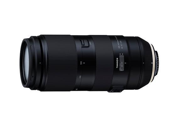100-400mm Tamron Lens