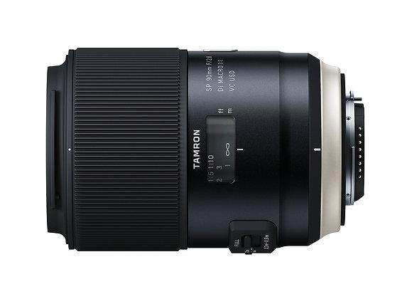 90mm Macro Tamron Lens