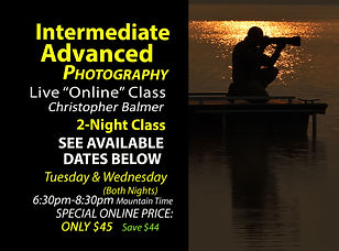 Intermediate Advanced Christopher ONLINE