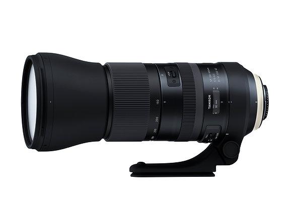 150-600mm Tamron Lens