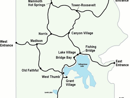 How to see Yellowstone National Park