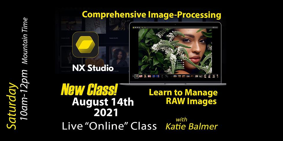 Nikon's NX Studio (Nikon's RAW Management) August 14, 2021