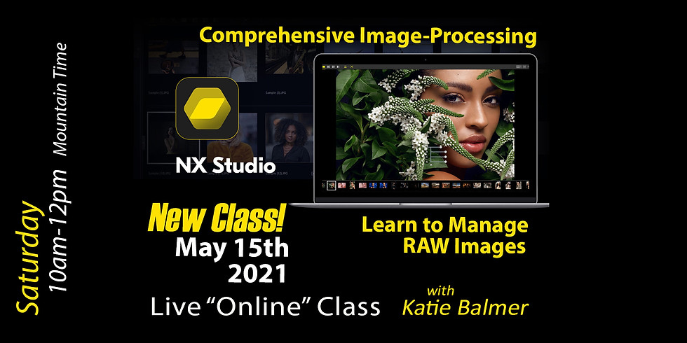 Nikon's NX Studio (Nikon's RAW Management) May 15, 2021