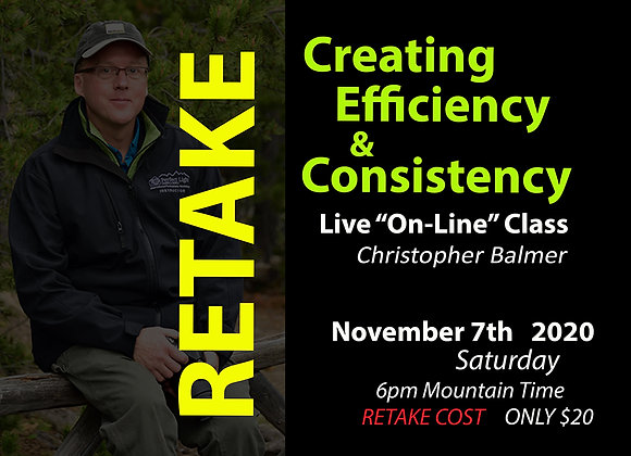 RETAKE Online Creating Efficiency & Consistency