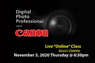 Canon DPP Online Class 2020.11.05 4x6 Im
