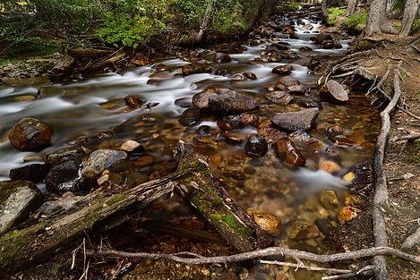 Image of Creek by Christopher Balmer Redfish Lake Photo Tour
