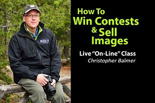 How To Win Contests & Sell Your Images C
