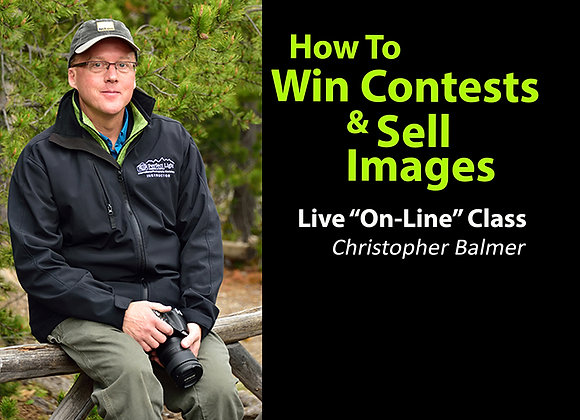 HOW TO WIN CONTESTS & SELL YOUR IMAGES