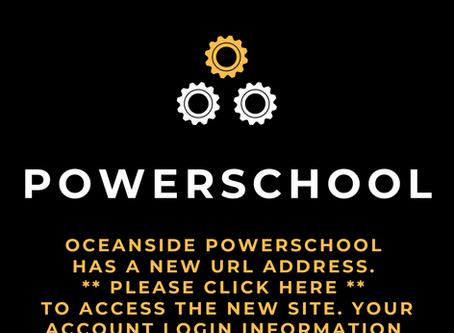 PowerSchool - NEW LINK