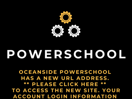 PowerSchool - NEW LINK