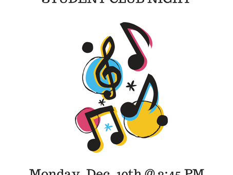 Student Club Night