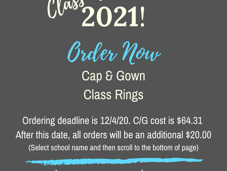 Seniors - Time to Order