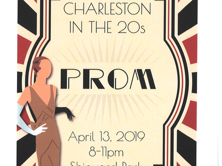Prom Tickets & Guest Form