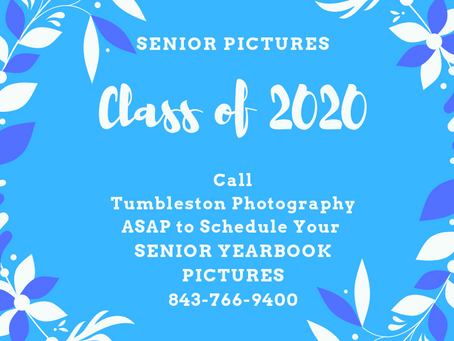 Class of 2020 - Senior Pictures