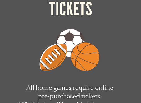 Home Game Tickets