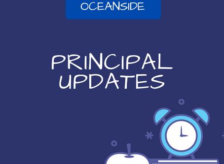 Principal Updates
