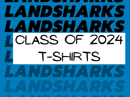 Class of 2024 T-Shirts - ended