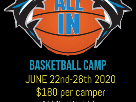 """ALL IN"" BASKETBALL CAMP"