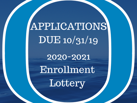 2020-2021 Lottery Applications