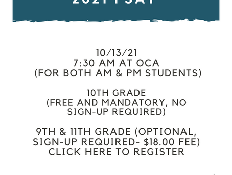 Deadline to Register 9/3 - NOW CLOSED