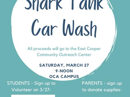 Shark Tank Car Wash - 3/27