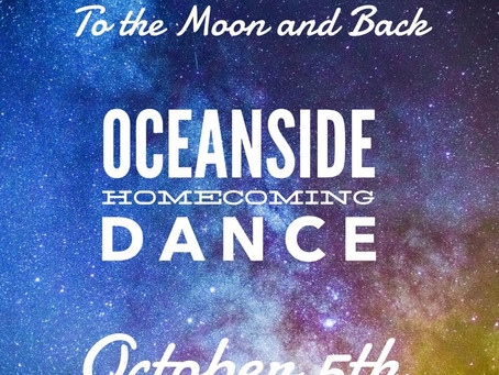 Homecoming Dance Tickets - Buy Now