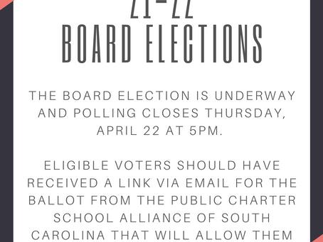 21-22 Board Election
