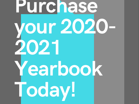 Pre-order Your Yearbook Now