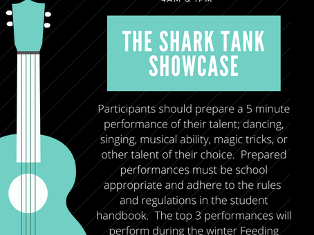 Shark Tank Showcase
