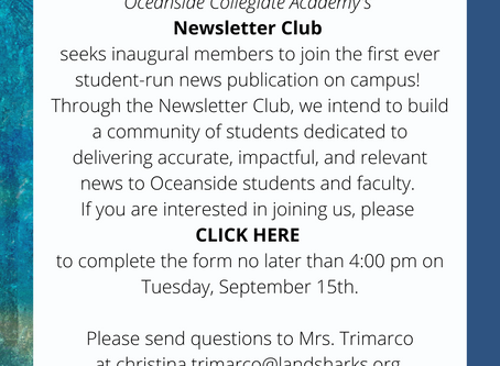 Newsletter Club