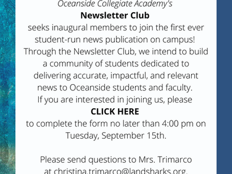 Newsletter Club