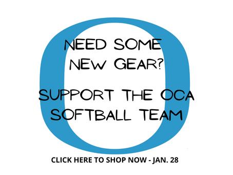 New OCA Gear!