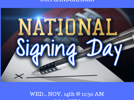National Signing Day 11/14