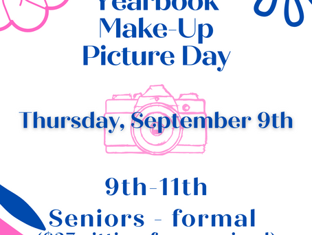 Yearbook Pic - Makeup Day 9/9