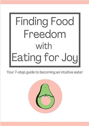 Food Freedom Workbook