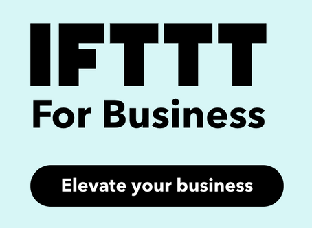 IFTTT integration for WIX.com blog posts