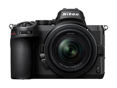 Nikon Announces the Full-Frame Z5 With a Sub-$1500 Price