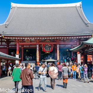 Tokyo Japan Shrine