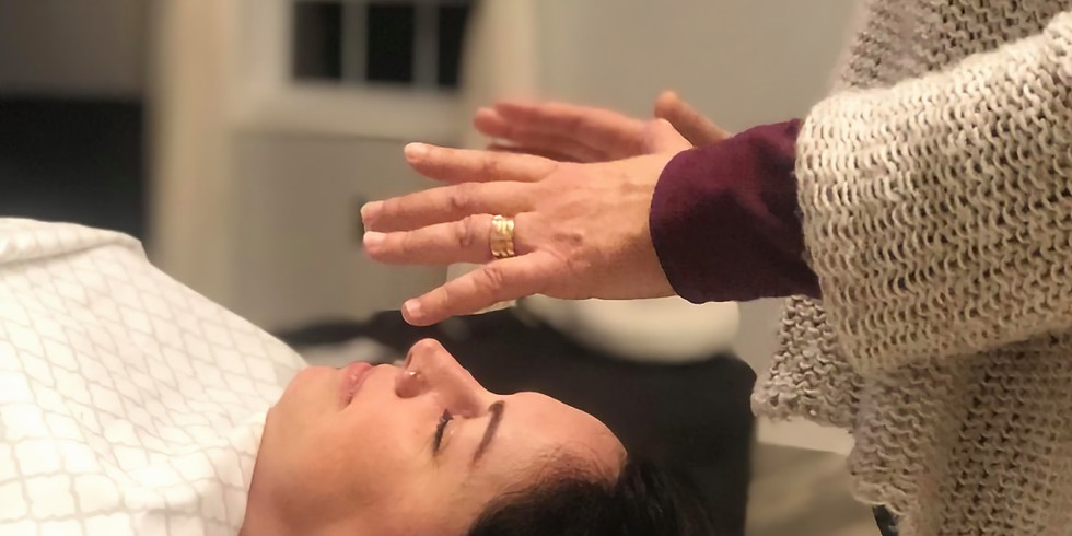 Private Summer Sessions - REIKI TRAINING