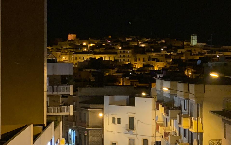 Le luci della città